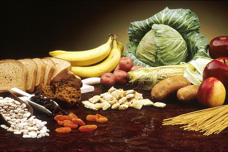 Một số loại thực phẩm thiết yếu bảo đảm an ninh lương thực - Nguồn Wikipedia