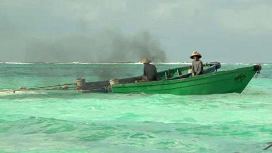Trung Quốc bức tử biển Đông