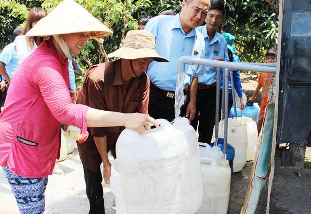 GS Võ Tòng Xuân: 'Mặn, hạn là cơ hội tái cơ cấu nông nghiệp'