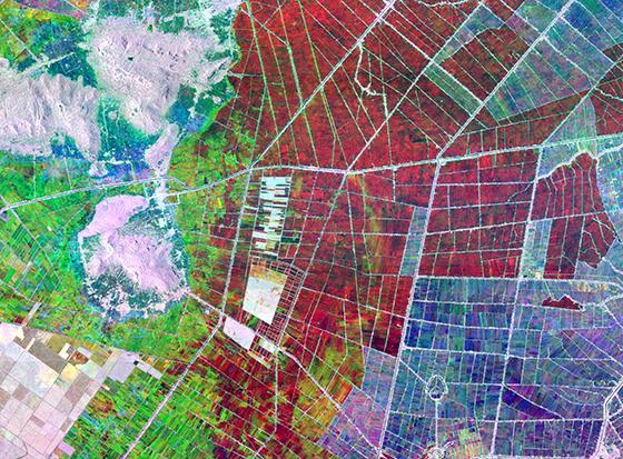 NASA giúp Việt Nam làm nông nghiệp công nghệ cao